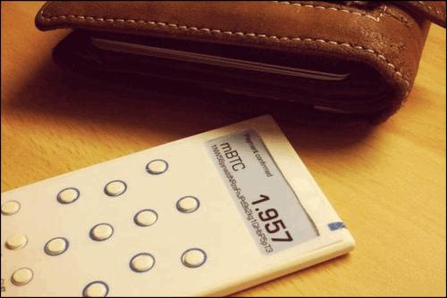 Meek Bitcoin Wallet